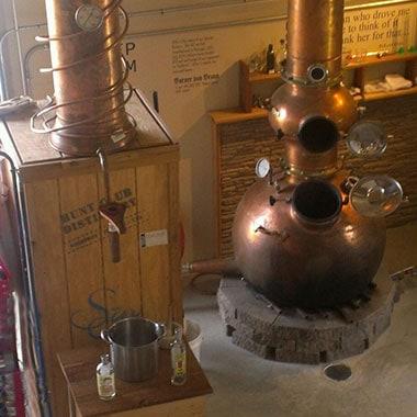 Hunt Club Distiller