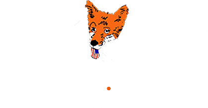 Hunt Club Distillery Logo on Home Page